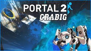 1 дебил это я (Portal 2)