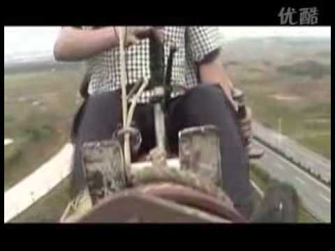 A Chinese farmer-made airplane!!! (UPDATED2 one more video!)