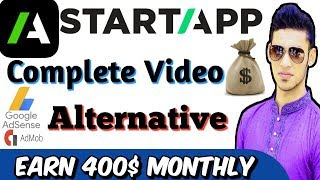 how to craet start app and earn money 400$ Monthly