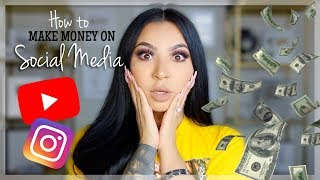 MY JOURNEY: HOW TO MAKE MONEY ON SOCIAL MEDIA? || EVETTEXO