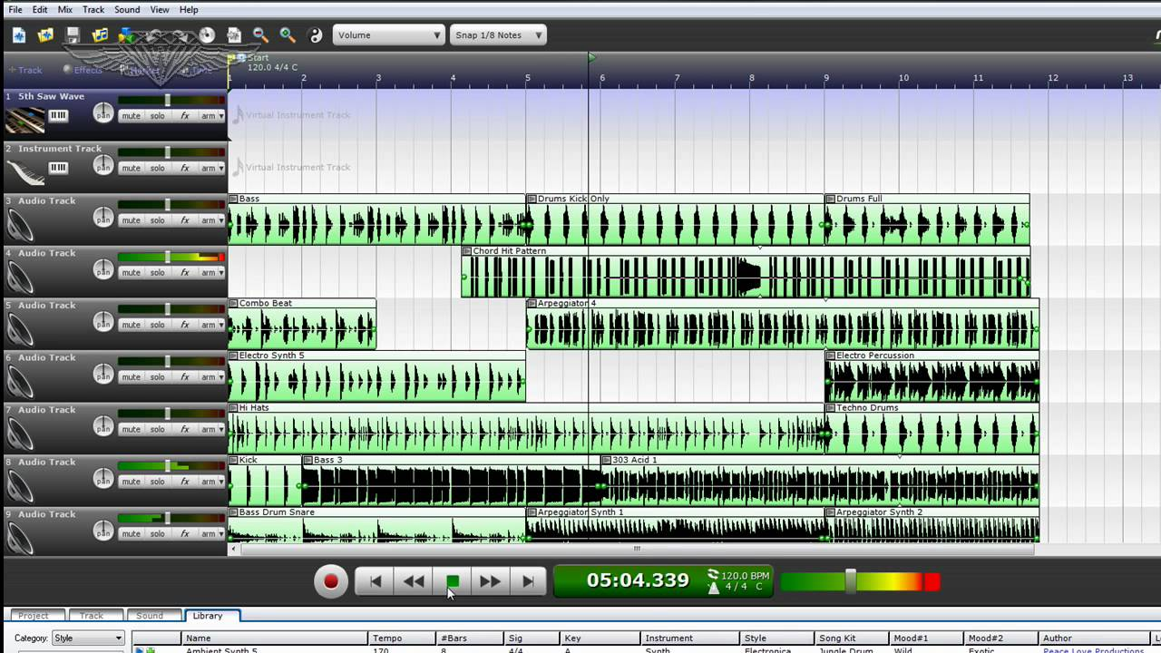 Mixcraft Easy To Use Multi Track Recording Software
