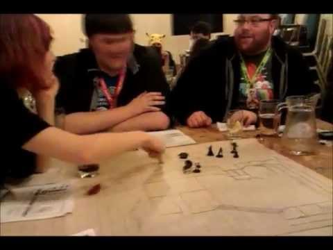 Gemucon D&D Session w/ Jesse Cox and Dodger #3 - Tactical discussion, toad god