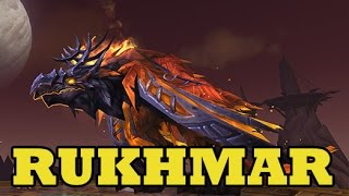 Rukhmar - World Boss | Warlords of Draenor [Wow PVE]