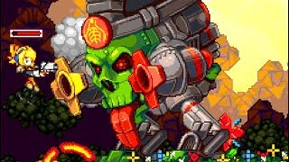 Iconoclasts (Metroidvania) Boss Battles (No Damage)