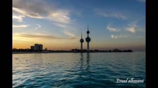 Kuwait Towers Timelapse 4K
