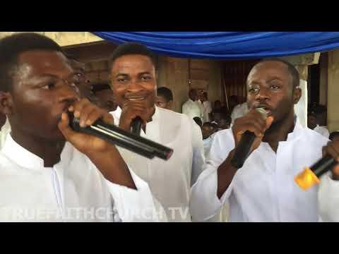 TRUE FAITH CHURCH OF GHANA 2017 KUMASI DISTRICT PRAYERS