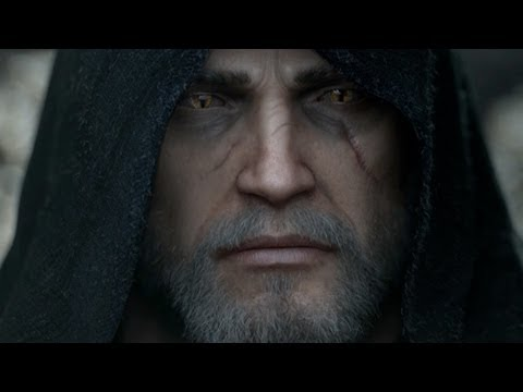 The Witcher 3: Wild Hunt - Killing Monsters Cinematic Trailer