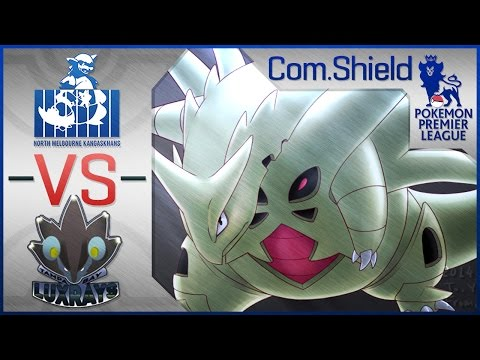 PPL Community Shieldon 2 | North Melbourne Kangaskhans (10-1) v Tampa Bay Luxrays (11-0)