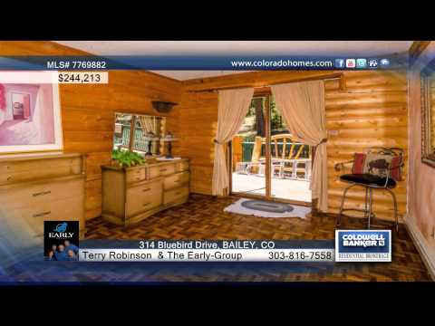 314 Bluebird Drive  BAILEY  Homes for Sale CO | coloradohomes.com