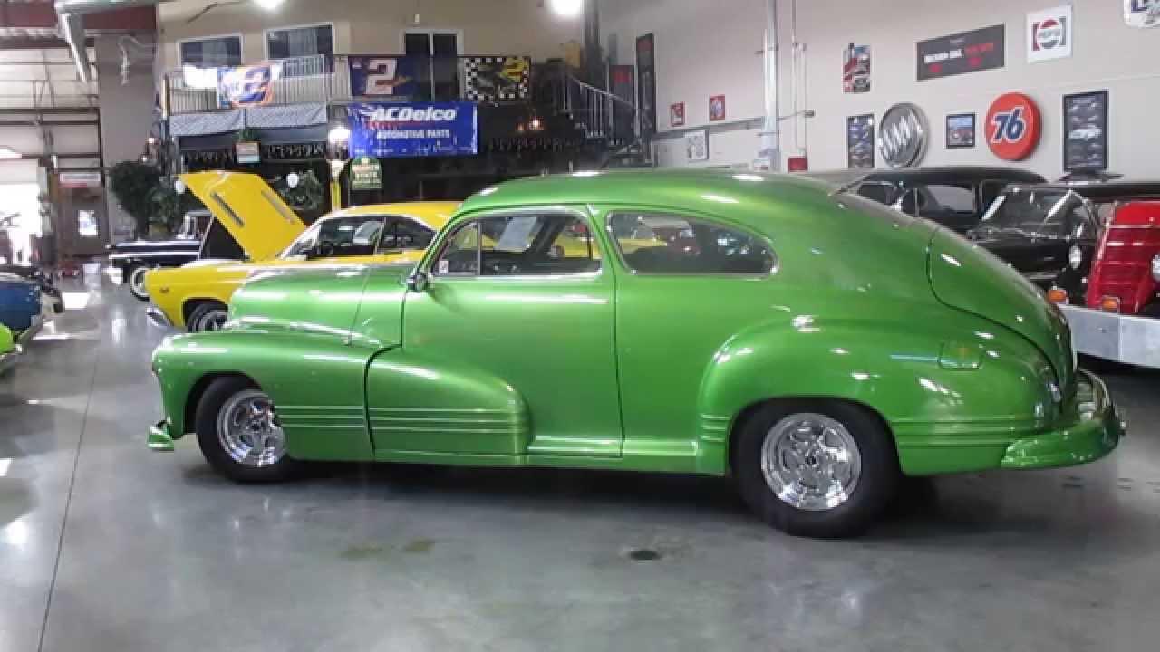 1947 Pontiac Torpedo 350 350 Turbo A C For Sale