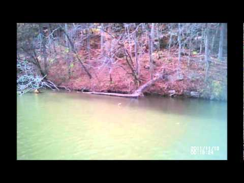 Tennessee Juggers Bass fishing 11/2012