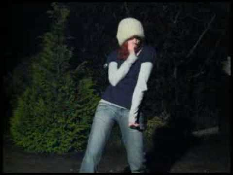 Groovy Dancing Girl Video