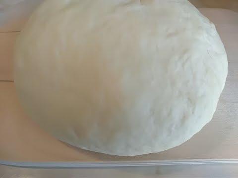 Тесто на кефире для пирожков без дрожжей