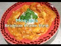 Moqueca Brazil Coconut Prawns cheekyricho video recipe