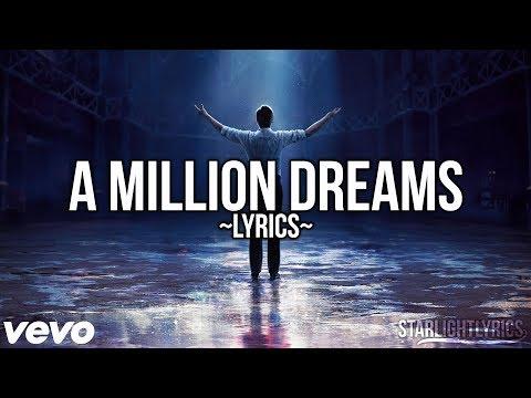 The Greatest Showman - A Million Dreams (Music Audio) HD