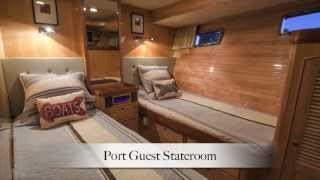 "2008 Marlow 78 Explorer ""PATIENCE"" yacht for Sale"