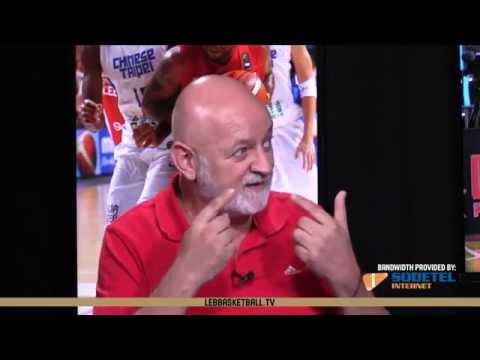 2015 FIBA Asia - Post Game Analysis - Coach Ghassan Sarkis - Chinese Taipei VS Lebanon