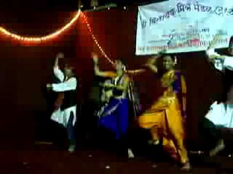 Ganesh Visarjan Mandal Dance Dhipadi Dhipang Included