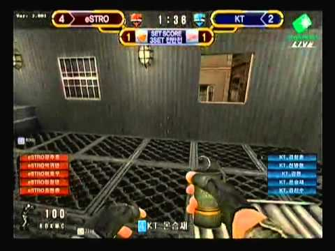 SF Proleague 2009 Grand Finals - KT Fingerboom vs. eSTRO @ Game 3