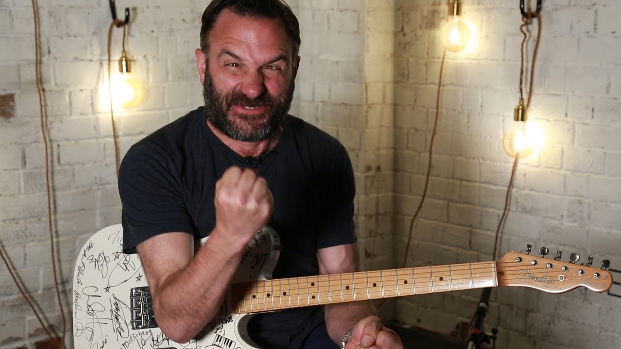 Anyone Can Play Guitar with Shaun Keaveny