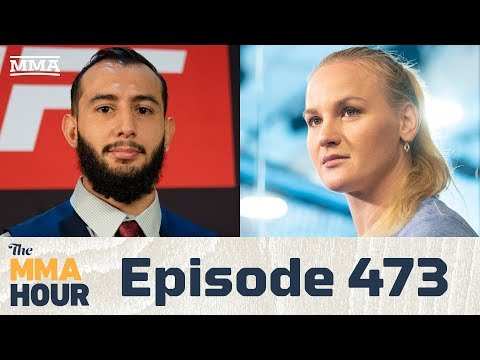 The MMA Hour: Episode 473 (w/ Valentina Shevchenko, Dominick Reyes)