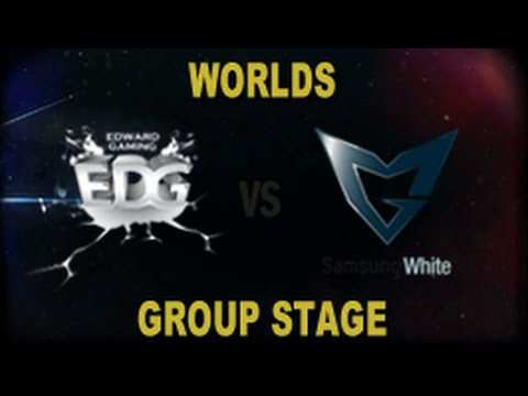 EDG vs SSW - 2014 World Championship Groups A and B D1G1
