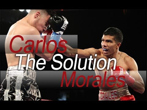Boxing Tips from WBA-NABA Champion Carlos The Solution Morales
