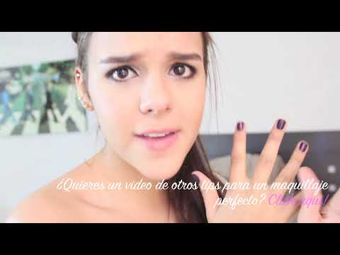 Maquillaje casual♥ Tips para un maquillaje perfecto!