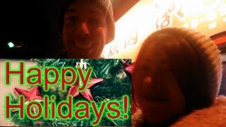 Happy Holidays | The Boundless Journey