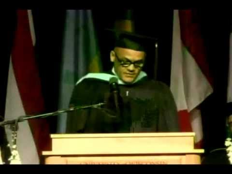 Tony Hernandez - 2013 Commencement Address at University of Wisconsin-Superior