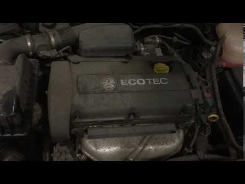 VAUXHALL ASTRA H MK5 04-10 1.6l 16v PETROL ENGINE (Z16XEP TWINPORT 83k) #0027/1