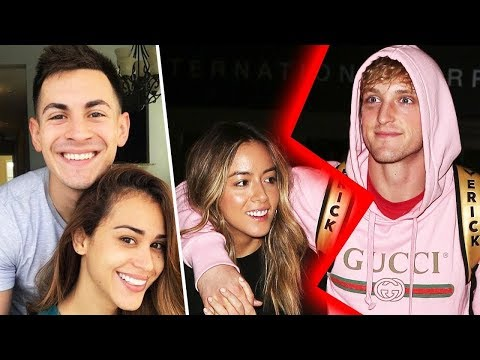 Logan Paul & Chloe Bennet BREAK UP! Fortnite YouTuber Sued, FaZe Censor & Yanet Garcia