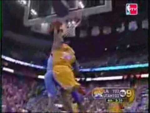 Kobe Bryant : Underrated Defender - Block Mix! Video