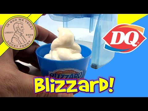 Dairy Queen Blizzard Ice Cream Maker (Viewer Video Request) Spin Master Toys