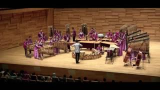 Meridian Secondary School - Salam Terakhir   SYF 2017   Angklung/Kulintang Ensemble