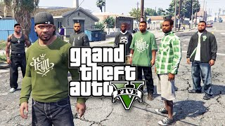 GTA V - GROVE STREET FAMILIES SIMULATOR (Mod)