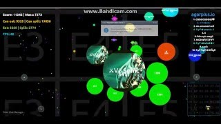 Agar.io Party Gameplay