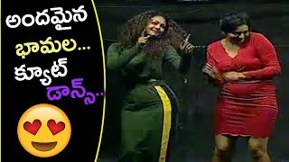Swetha Varma and Aditi Myakal Superb Dance @Mithai Movie Audio Launch