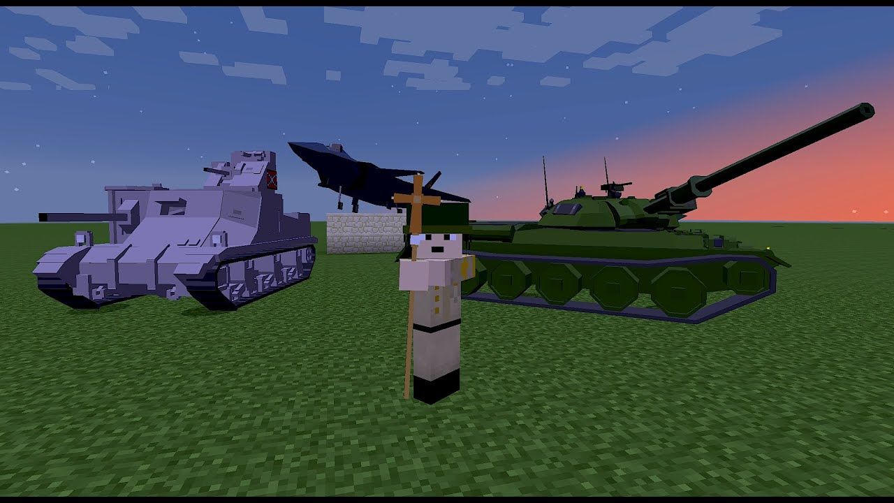 Моды на Майнкрафт (Minecraft) 1.7.10