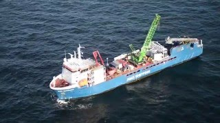 HOS Black Rock Launch, Sea Trials & Interior