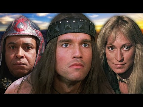 CONAN THE BARBARIAN - Then and Now 1982 - 2018 ⭐ Real Name and Age