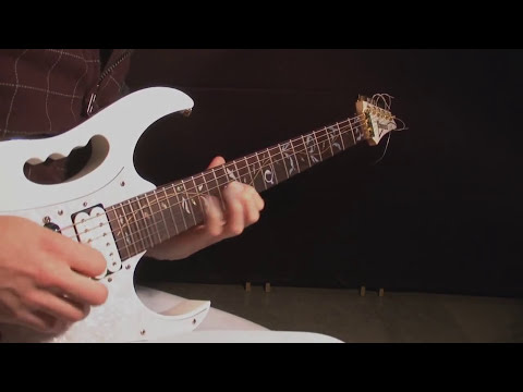 Eric Johnson - Cliffs Of Dover Cover