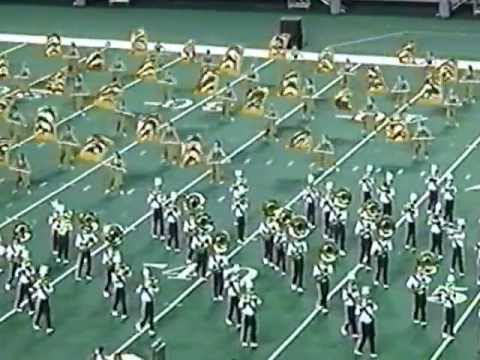 Lassiter High School Halftime Show 1996