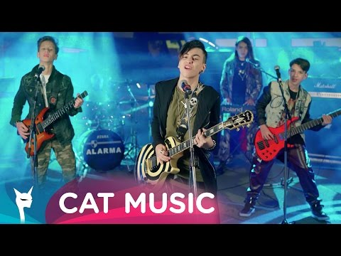 Alarma Young and Free pop music videos 2016