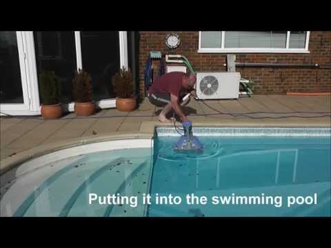 Maytronics Dolphin Supreme M4 Review.  Dealing With a Dirty Swimming Pool.