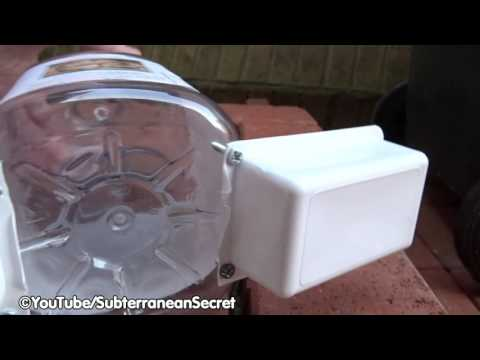 How to Make a Simple Birdfeeder out of a Plastic Bottle and Other Recyclable Material