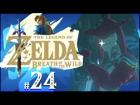 The Legend of Zelda: Breath of the Wild - Part 24   The Path To Zora's Domain!