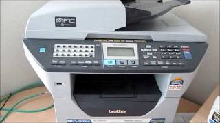 Brother MFC 8480DN Multi-Function Printer Review