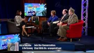 Orange County Live-Arts In Education And The Economy