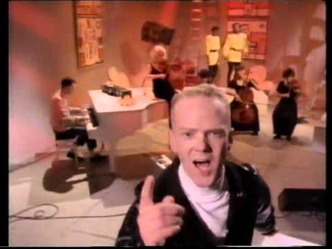 The Communards - THE COMMUNARDS VIDEO SINGLES-YOU ARE MY WORLD